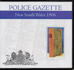 New South Wales Police Gazette 1906
