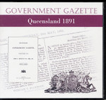 Queensland Government Gazette 1891