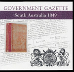South Australian Government Gazette 1849