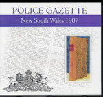New South Wales Police Gazette 1907