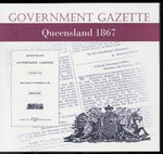 Queensland Government Gazette 1867