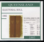 Queensland State Electoral Roll 1905