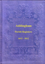 Yorkshire Parish Registers: Addingham 1612-1812