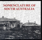 Nomenclature of South Australia