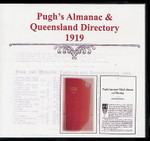Pugh's Almanac and Queensland Directory 1919
