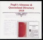 Pugh's Almanac and Queensland Directory 1919