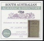 South Australian Almanac and Directory 1854 (Allen)