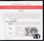 Queensland Education Gazette 1942