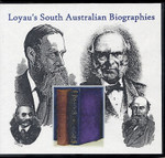 Loyau's South Australian Biographies
