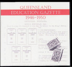 Queensland Education Gazette Compendium 1946-1950
