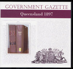 Queensland Government Gazette 1897