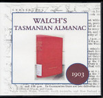 Walch's Tasmanian Almanac 1903