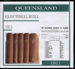 Queensland State Electoral Roll 1911