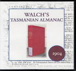 Walch's Tasmanian Almanac 1904