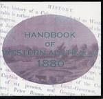 Handbook of Western Australia 1880