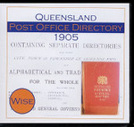 Queensland Post Office Directory 1905 (Wise)
