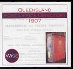 Queensland Post Office Directory 1907 (Wise)