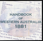 Handbook of Western Australia 1881 2nd ed