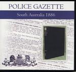 South Australian Police Gazette 1886