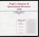 Pugh's Almanac and Queensland Directory 1925