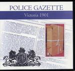 Victoria Police Gazette 1901
