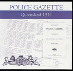 Queensland Police Gazette 1914