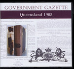 Queensland Government Gazette 1905
