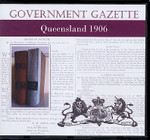 Queensland Government Gazette 1906