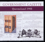 Queensland Government Gazette 1908