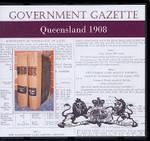 Queensland Government Gazette 1908