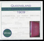 Queensland Post Office Directory 1909 (Wise)