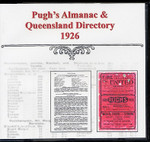 Pugh's Almanac and Queensland Directory 1926