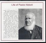 Life of Pastor Abbott