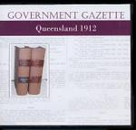 Queensland Government Gazette 1912