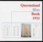 Queensland Blue Book 1911