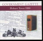 Hobart Town Gazette 1880