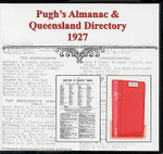 Pugh's Almanac and Queensland Directory 1927