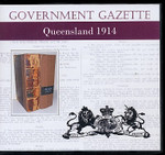 Queensland Government Gazette 1914