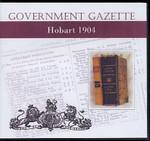 Hobart Gazette 1904