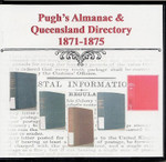 Pugh's Almanac and Queensland Directory Compendium 1871-1875