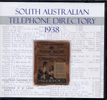 South Australian Telephone Directory 1938