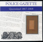 Queensland Police Gazette 1867-1868