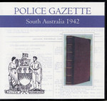 South Australian Police Gazette 1942