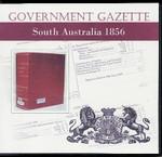 South Australian Government Gazette 1856