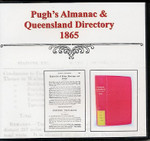 Pugh's Almanac and Queensland Directory 1865
