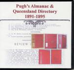 Pugh's Almanac and Queensland Directory Compendium 1891-1895