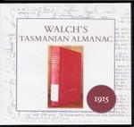 Walch's Tasmanian Almanac 1915