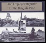 The Employee Register for the Kalgurlie Mine