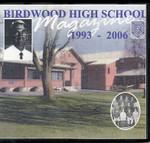 Birdwood High School Magazine 1993-2006