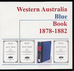 Western Australia Blue Book 1878-1882